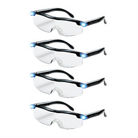 ULTRA VUE - Lunettes Grossissantes x4