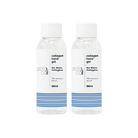 PROTOCOL - Gel hydroalcoolique au collagène - Lot de 2