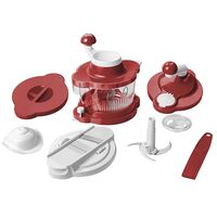 GENIUS Twist Cutter Rouge - Mixeur